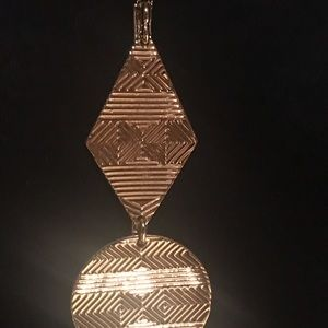 House of Harlow reversible necklace